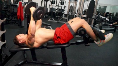 DECLINE DUMBBELL FLY