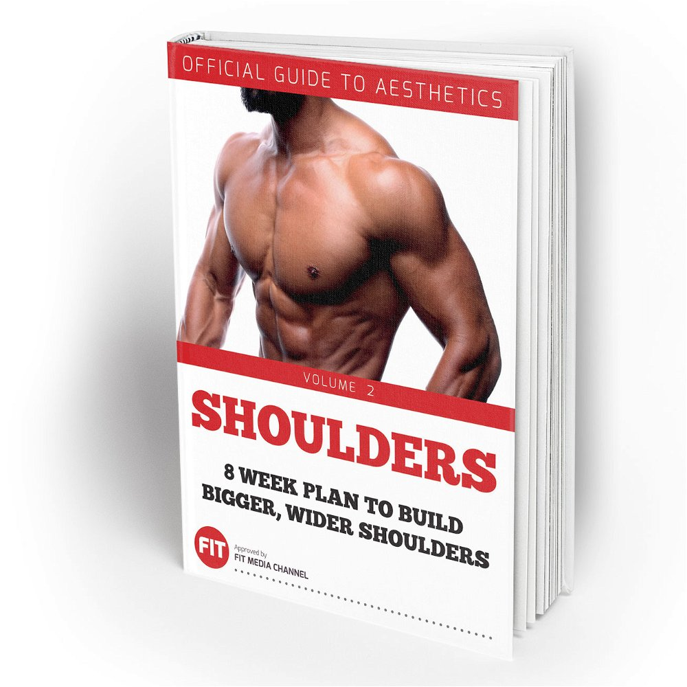 Shoulder training eBook