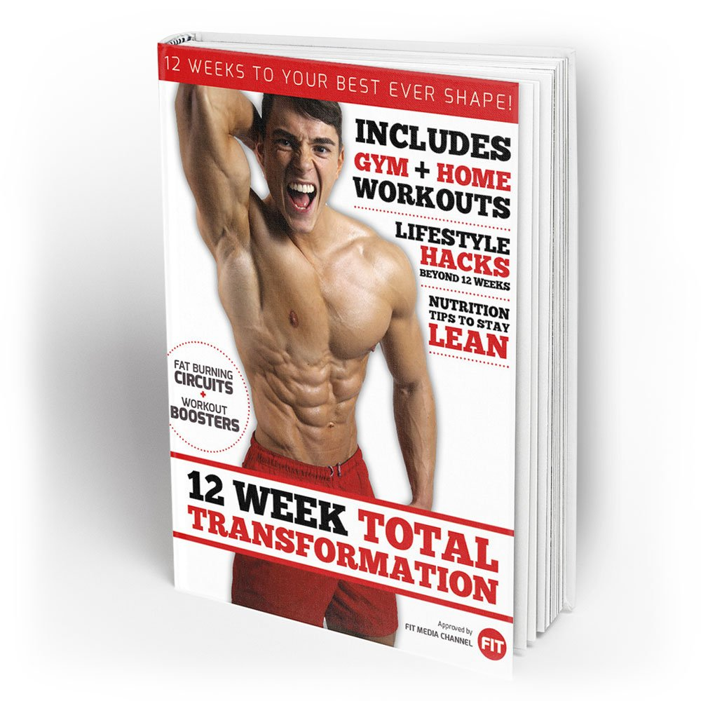 Total Transformation Plan eBook