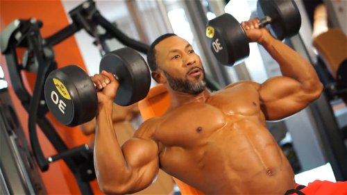 World's Best Shoulder Workout