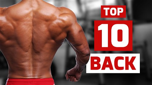 Top 10 Back Exercises