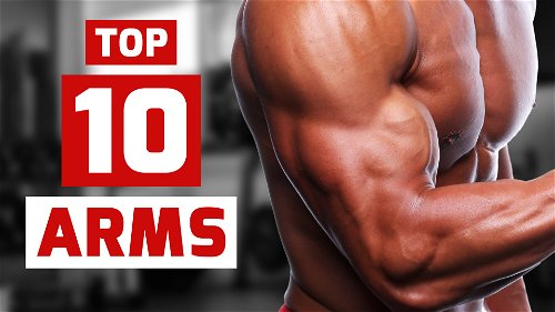 Top 10 Arms Exercises