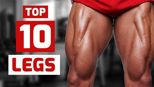 Top 10 Leg Exercises