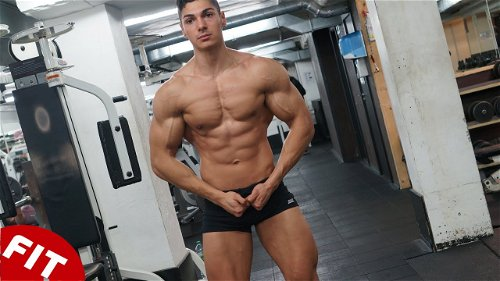 Day 5 - Legs with Andrei Deiu